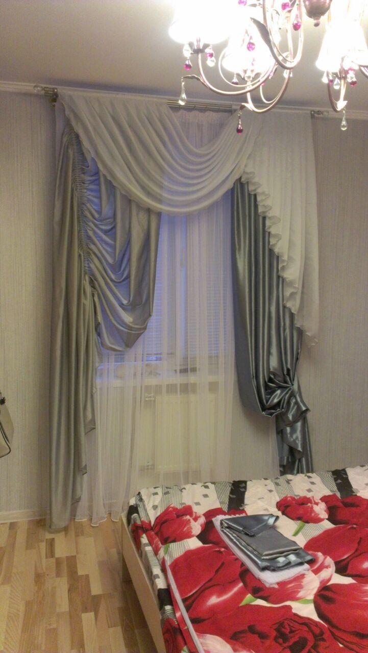 Как сшить шторы в спальню своими руками образцы фото 219